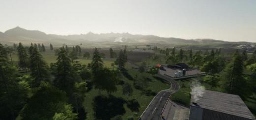 Photo of FS19 – Iberians South Lands Map V1