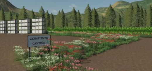 Photo of FS19 – Ischia Farm Map V1