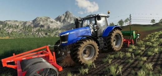Photo of FS19 – Iseki Big-T 7700 V1