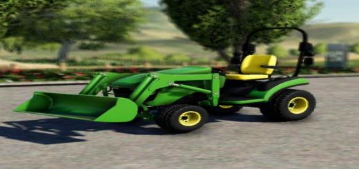 Photo of FS19 – John Deere 1025R V1