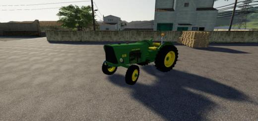 Photo of FS19 – John Deere 515 V1