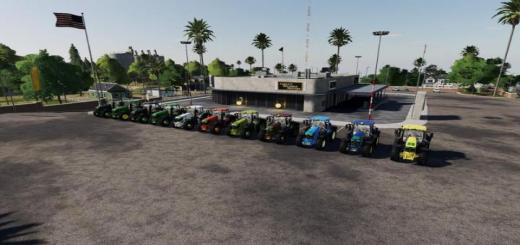 Photo of FS19 – John Deere 6R Special Edition V1