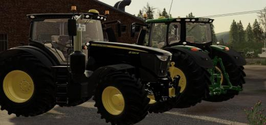 Photo of FS19 – John Deere 6R V3.5