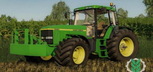 Photo of FS19 – John Deere 7010 Serie Smi V1