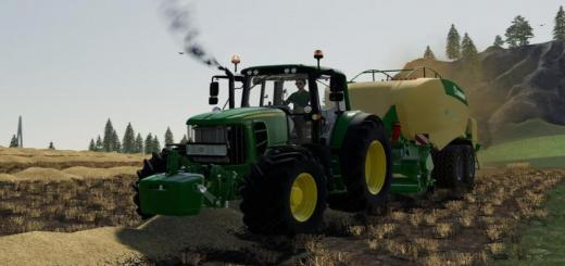 Photo of FS19 – John Deere 7030 Premium Series V1