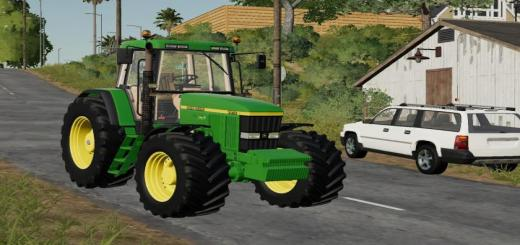 Photo of FS19 – John Deere 7810 + Arm Animation V1