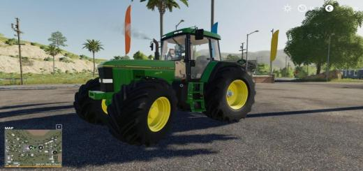 Photo of FS19 – John Deere 7810 V1