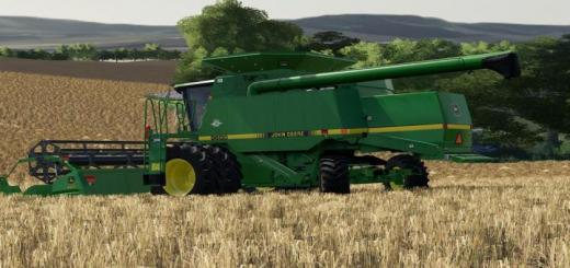 Photo of FS19 – John Deere 9600 – 9610 V1