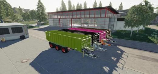 Photo of FS19 – Kroeger Taw With Selection V1.2