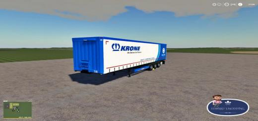Photo of FS19 – Krone Autoloader V1