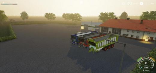 Photo of FS19 – Krone Ladewagen ( Bulk ) V1