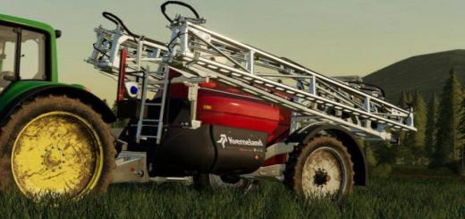 Photo of FS19 – Kverneland Ixtrack T4 V1