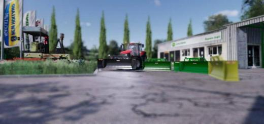 Photo of FS19 – Lame Magsi Repliable V1