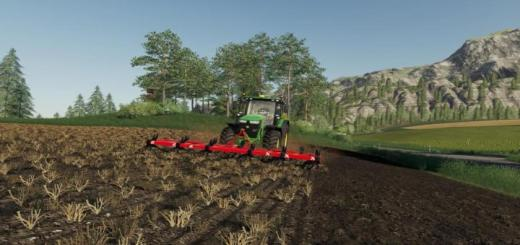 Photo of FS19 – Lizard 6M Cultivator V1