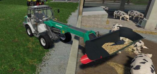 Photo of FS19 – Lizard Feeding Shovel V1