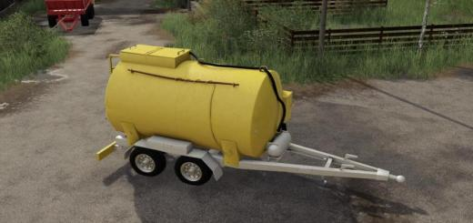 Photo of FS19 – Lizard Fuel Tank V1
