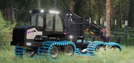 Photo of FS19 – Logset 5F Gt V1