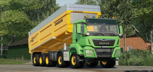 Photo of FS19 – Man Tgs Joskin Cargo V1