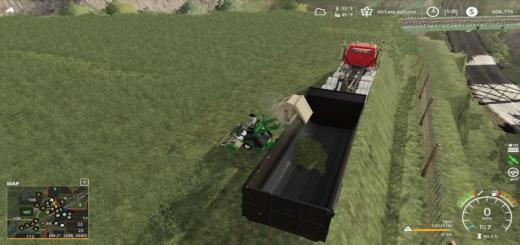 Photo of FS19 – Mandako Lr45 Land Roller V1