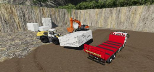 Photo of FS19 – Marble Mine Pack Beta V0.5