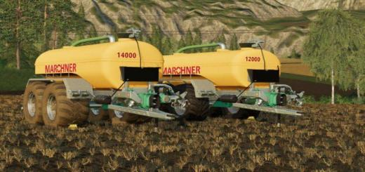 Photo of FS19 – Marchner 14000M/12000M V1