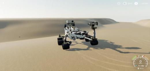 Photo of FS19 – Mars Curosity Rover V1