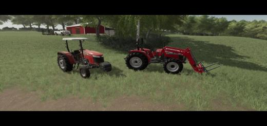 Photo of FS19 – Massey Ferguson 4700 Global Series V1.10.1