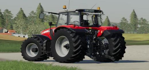 Photo of FS19 – Massey Ferguson 7400 Tractor V1