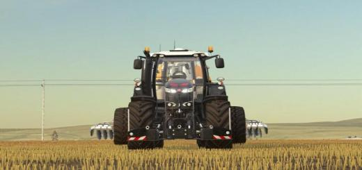Photo of FS19 – Massey Ferguson 7700S V1.2.1.0