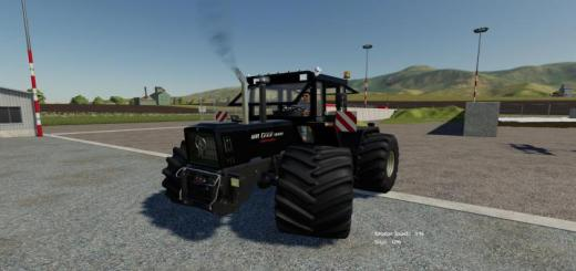Photo of FS19 – Mb Trac Pack 1300 – 1800 V1.7