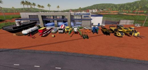 Photo of FS19 – Mce Machinery Pack V0.7