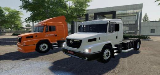 Photo of FS19 – Mercedes-Benz Atron 1635 V1