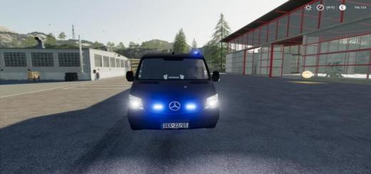 Photo of FS19 – Mercedes-Benz Sprinter 2014 Sek V1