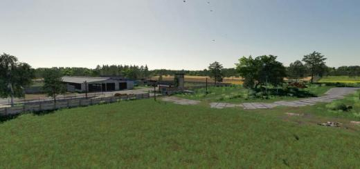 Photo of FS19 – Mezofalva Farm Map V1.0.0.1