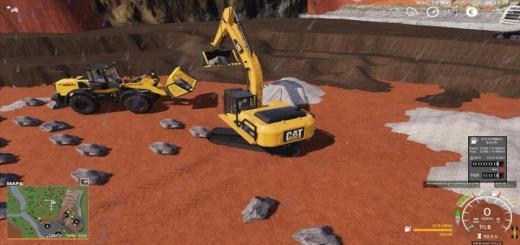 Photo of FS19 – Mining & Construction Economy V0.7