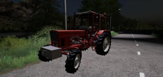 Photo of FS19 – Mtz 82 Bx 100 Tractor V1