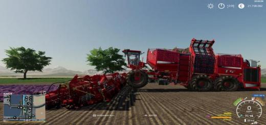 Photo of FS19 – Multi Fruit Harvester V3.5