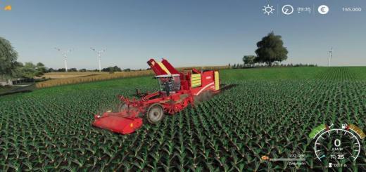 Photo of FS19 – Multifruit Harvester Pack V1.2