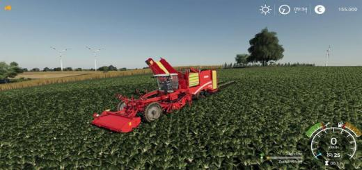Photo of FS19 – Multifruit Harvester Pack V1.3