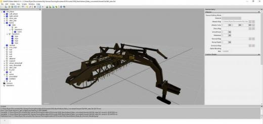 Photo of FS19 – New Holland Rake By Emmert Modding V1.1