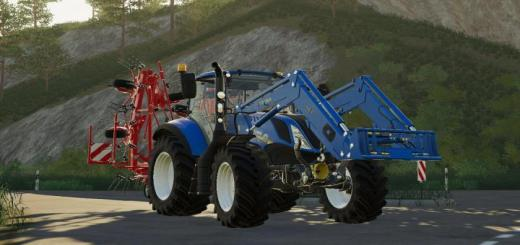 Photo of FS19 – New Holland T5 Serie V1.2