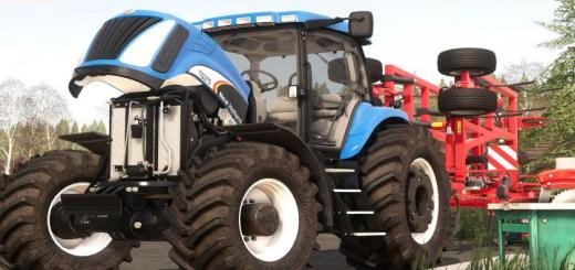 Photo of FS19 – New Holland Tg Series V1