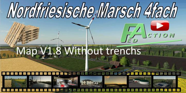 FS19 - North Frisian March 4X Fruit And Vegetable Juice V1.8