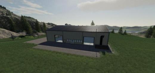 Photo of FS19 – Pellet Storage House V1