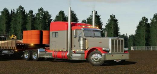 Photo of FS19 – Peterbilt 389 2008 V3