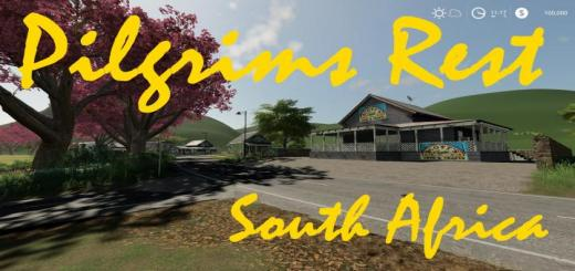 Photo of FS19 – Pilgrims Rest South Africa (Fixed) V002