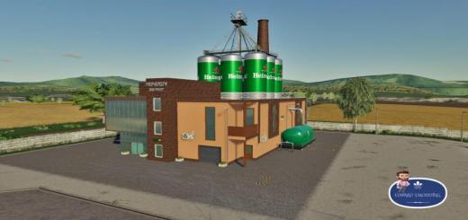 Photo of FS19 – Placeable Brewery V1.1