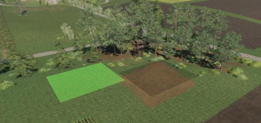 Photo of FS19 – Placeable Forest Area V1