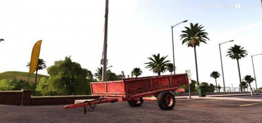 Photo of FS19 – Przyczepka Trailer V1