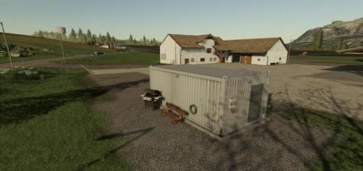 Photo of FS19 – Residential Container V1